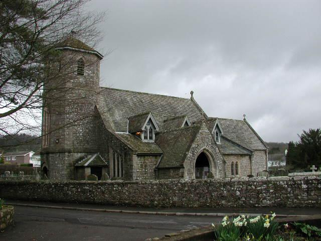 St Arvans, Church of St Arvan