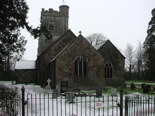 St Bride's Wentlooge (Llansantffraid Gwynllwg) Church of St Bridget
