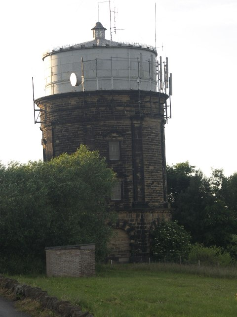 Harlow Hill Water Tower