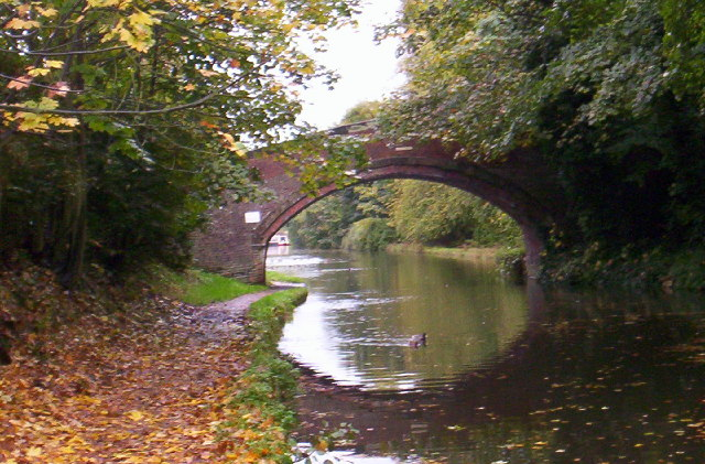 Hough Bridge, Walton, Bridgewater Canal