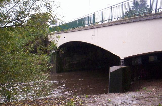 Kingsway bridge, Didsbury