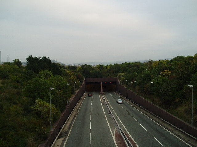 Conwy Road Tunnel