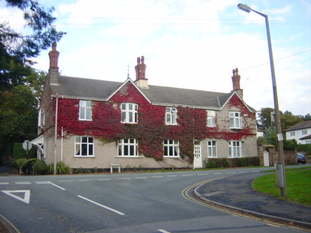 White Lodge Cottage, Village road, Heswall
