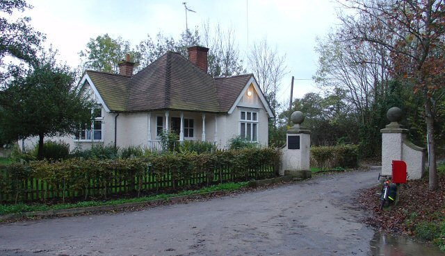 Entrance Lodge for Ditton Place, Brantridge Lane, West Sussex