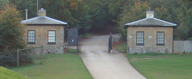 Gate Houses on Main Drive to Knole House, Sevenoaks, Kent