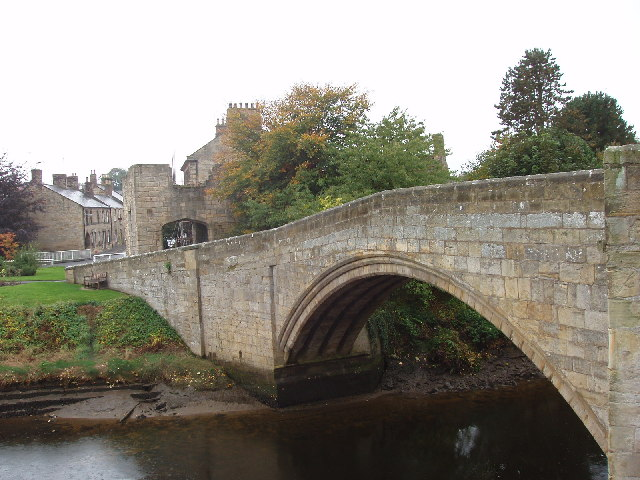 Warkworth Old Bridge