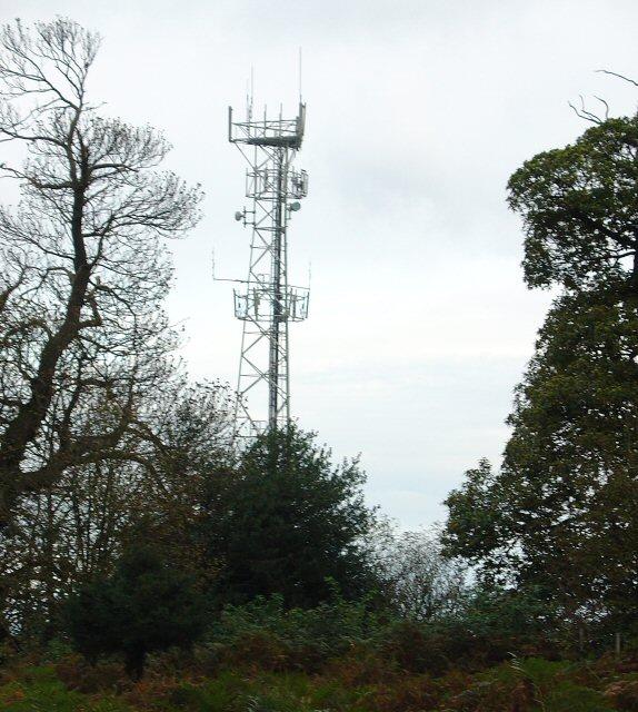 Telecomms Mast, River Hill, Sevenoaks, Kent