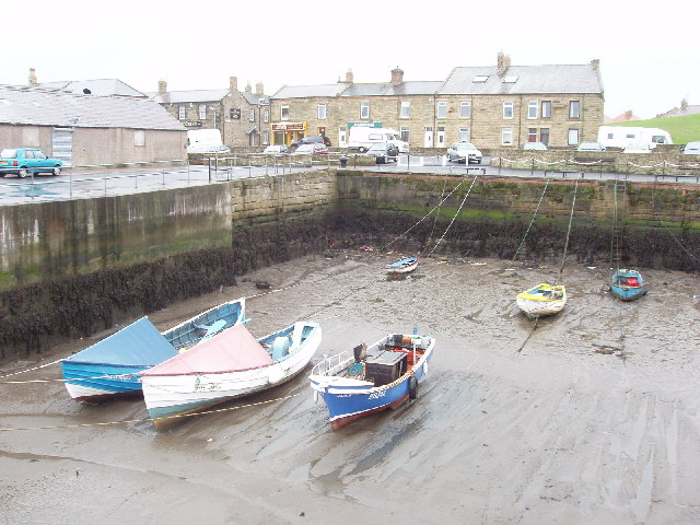 Harbour at Amble