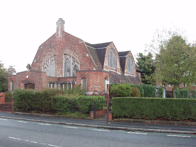 Christ Church, Parrs Wood Road, Manchester