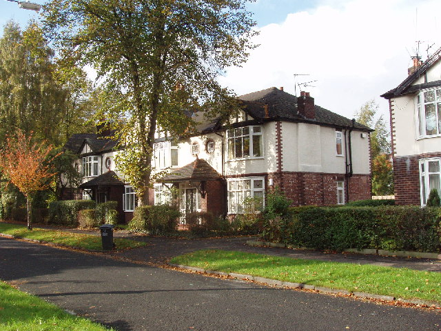 Sussex Avenue, Didsbury