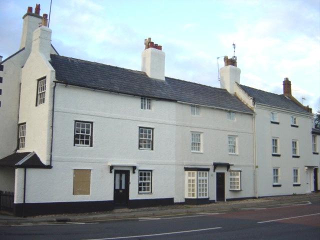 Cottages, Parkgate