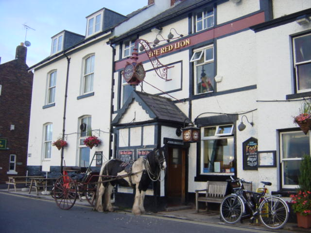 The Red Lion, Parkgate