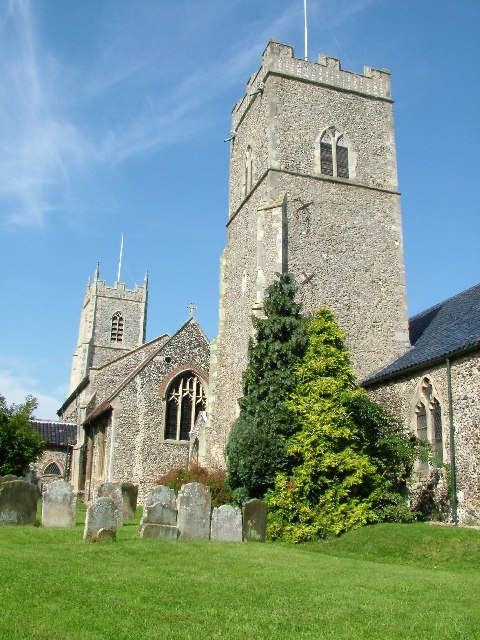 Reepham Churches