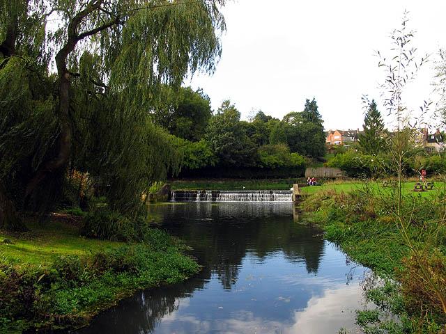 River Avon: Tetbury Branch