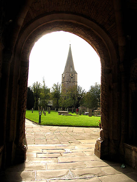 Through the Abbey Door: Malmesbury