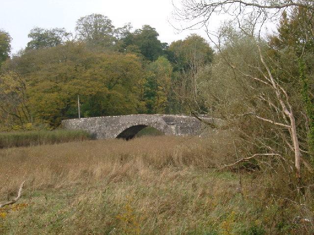 Low Bridge of Tarff nr Tongland
