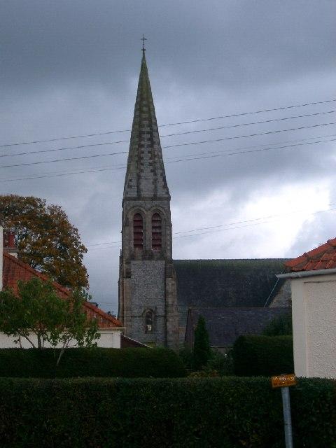 Church, Dalbeattie