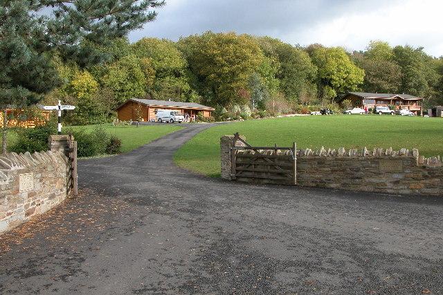 Woodside Lodges near Ledbury