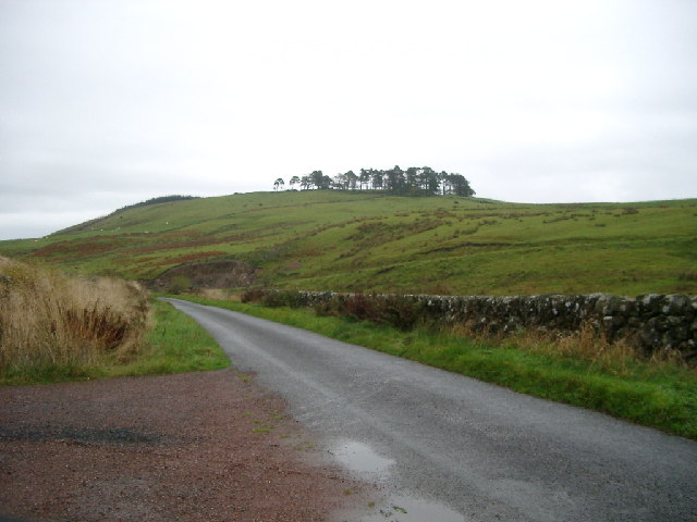 Larglanglee Hill