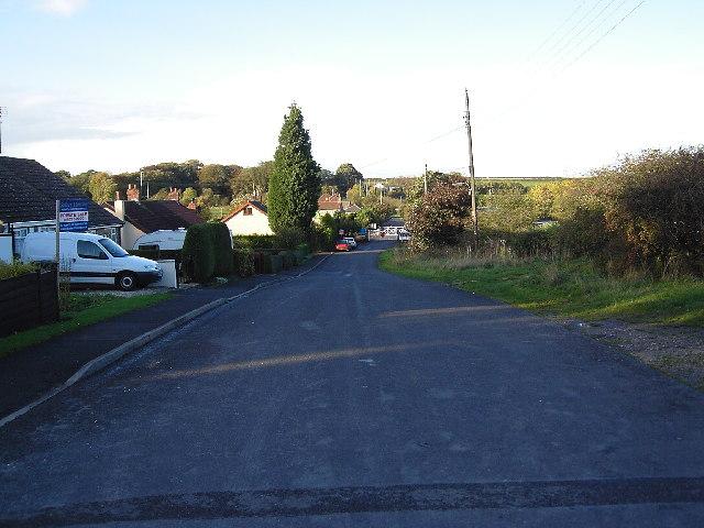 Level Crossing at New Barnetby, Melton Ross