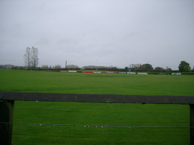 Cricket Pitch, St Boswells