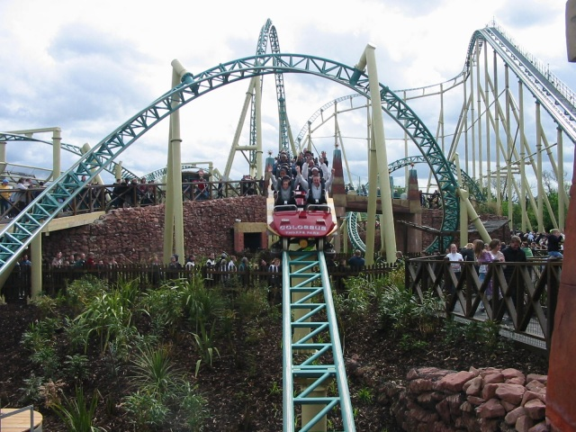 Colossus, Thorpe Park