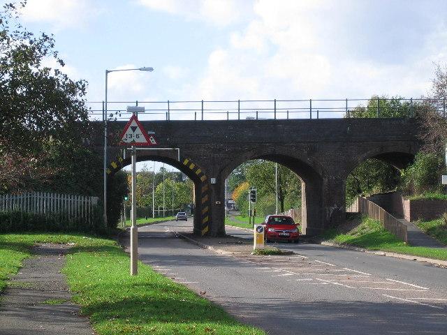Railway Bridge, Dosthill