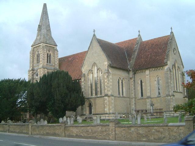 Marchwood Parish Church, Marchwood