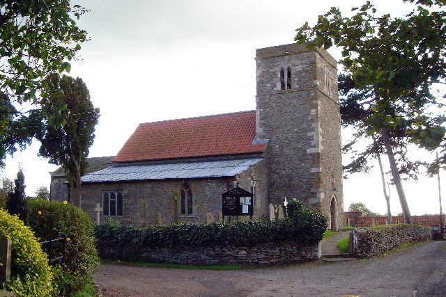 Owmby Church