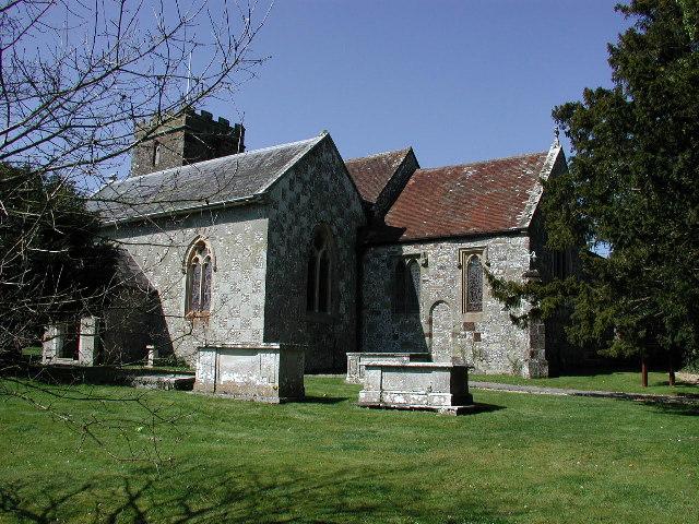 Blandford St Mary (Dorset) St Mary's church