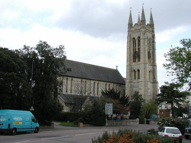 Bournemouth - St Michael's Church