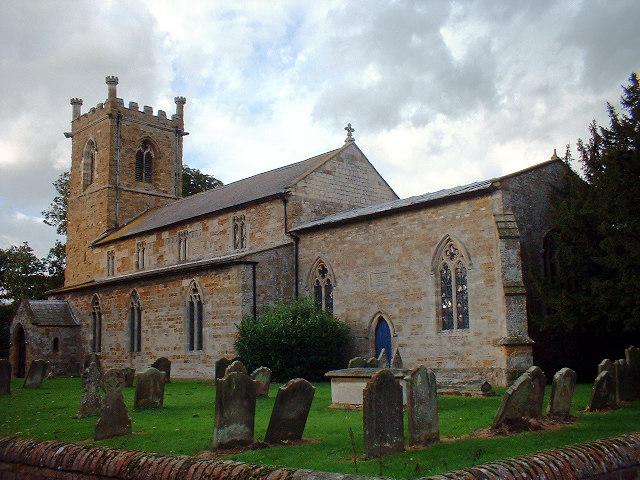 West Rasen Church