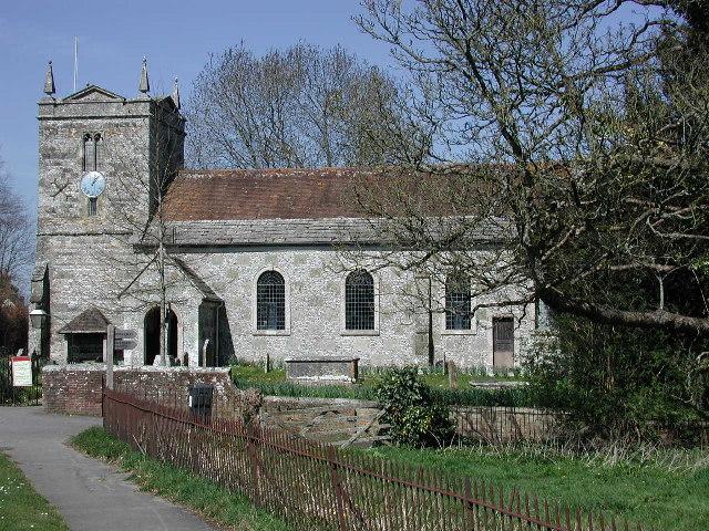 Charlton Marshall (Dorset) St Mary's Church