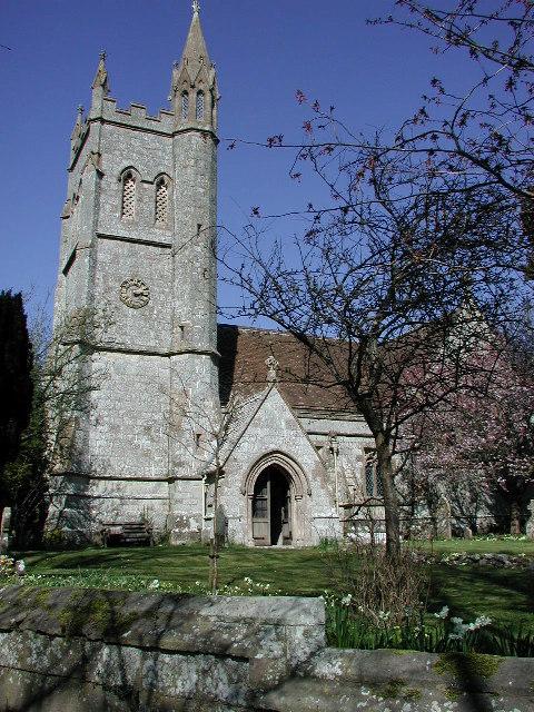 Melbury Abbas (Dorset) St Thomas's Church