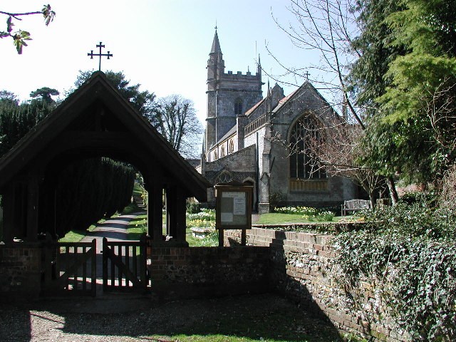 Pimperne (Dorset) St Peter's Church