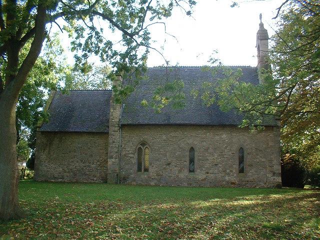Newton by Toft Church