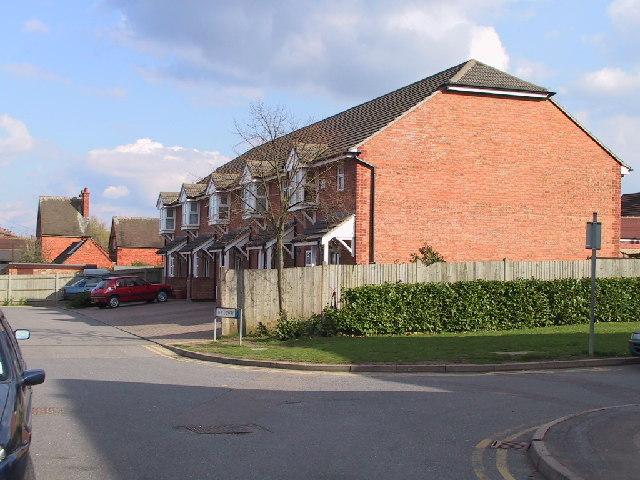 Infill housing, Tonbridge