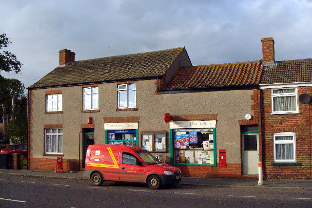 Middle Rasen Post Office
