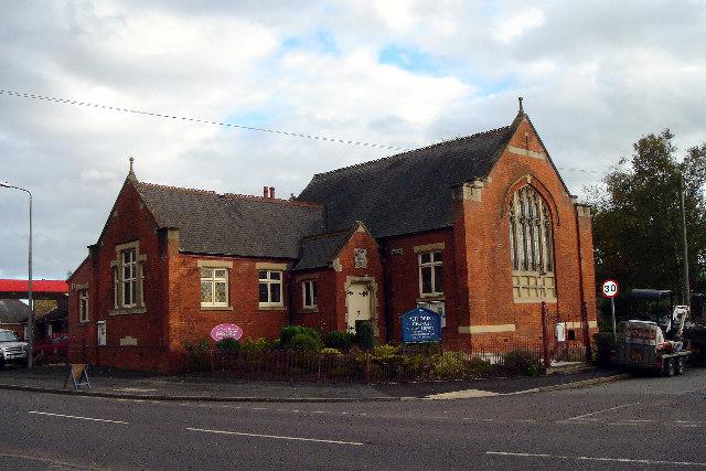 Middle Rasen Methodist Church
