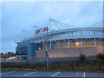 SP3483 : The Ricoh Arena, Coventry by Richard Harrison