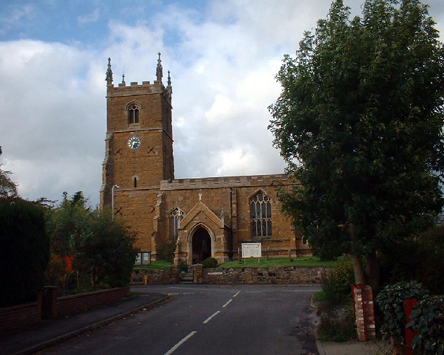 Middle Rasen Church