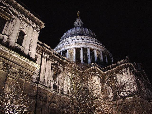 St.Pauls at Night