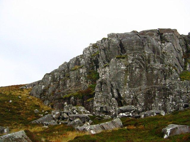 Crag, Ben Aslak.
