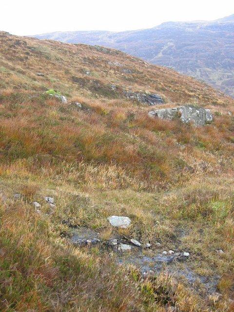 Slopes of Beinn Bheag.