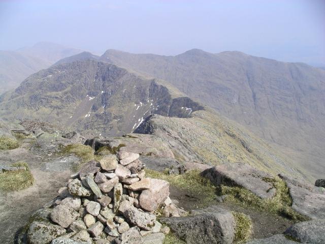 Ben Cruachan : Munro No 31