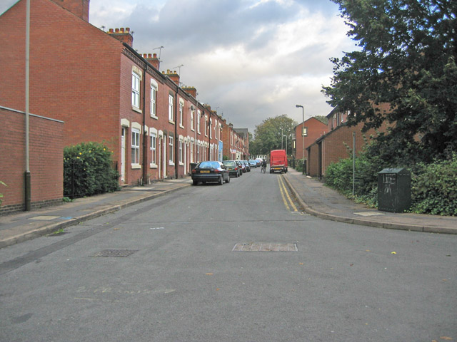 Shirley Street, Belgrave, Leicester