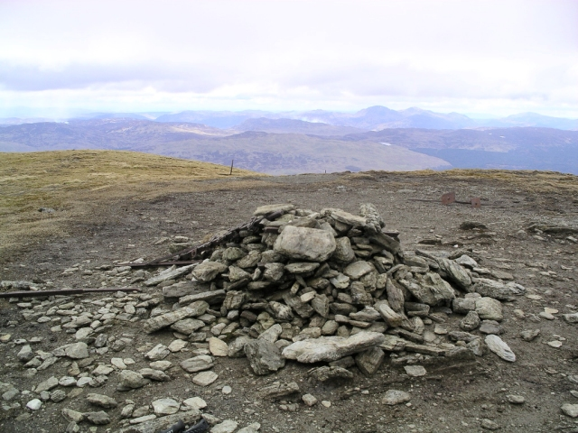 Meall Corranaich : Munro No 68
