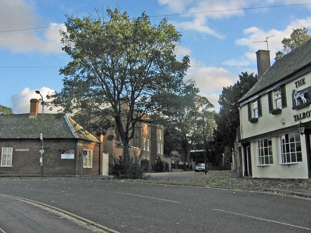 Belgrave Hall Museum