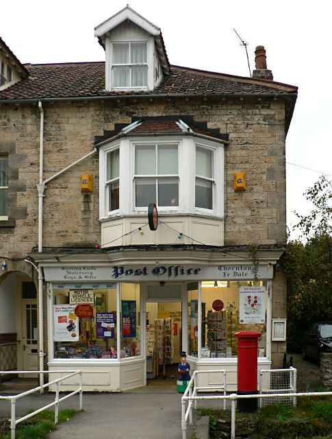 Thornton-le-Dale Post Office