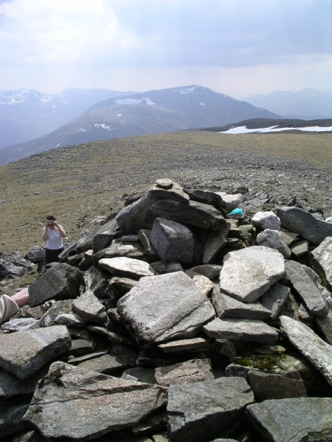Geal Charn : Munro No 81